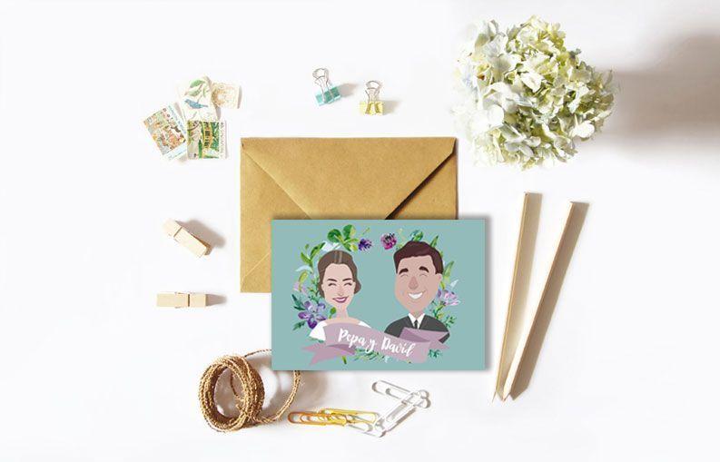 Invitaciones-de-boda-personalizadas-agua-marina