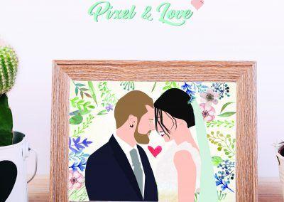 ilustracion-personalizada-boda-pixel-and-love
